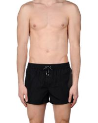 Dolce & Gabbana - Swim Trunks - Lyst