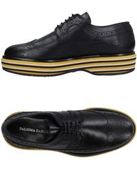 Paloma Barceló - Lace-up Shoes - Lyst