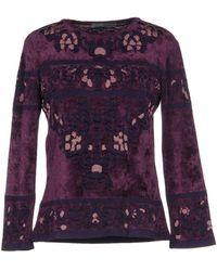 Alberta Ferretti - Sweaters - Lyst