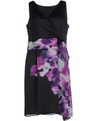 Armani - Knee-length Dress - Lyst