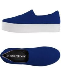 Opening Ceremony - Cici Slip On Trainers - Lyst