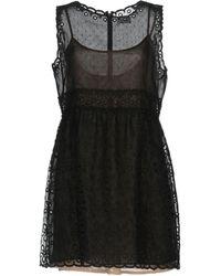 RED Valentino   Short Dress   Lyst