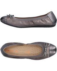 Geox - Ballet Flats - Lyst