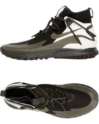 best service ff9d8 03433 Zapatillas con cremallera lateral. 530 €. Farfetch · Nike - Sneakers  abotinadas - Lyst