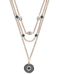 Emporio Armani - Necklaces - Lyst