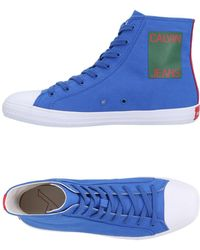 CALVIN KLEIN 205W39NYC - High-tops & Sneakers - Lyst