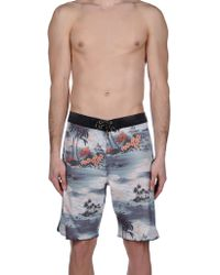 Rip Curl Beach Shorts And Trousers - Green