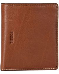 Fossil - Wallets - Lyst