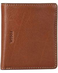 Fossil - Wallet - Lyst