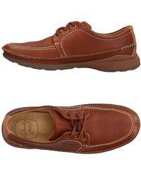 Clarks - Lace-up Shoe - Lyst