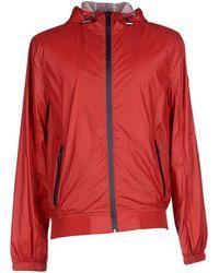 GAUDI - Hooded Shell Jacket - Lyst