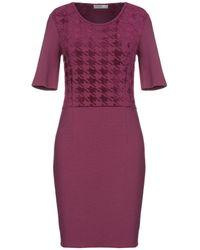 Stizzoli - Short Dress - Lyst
