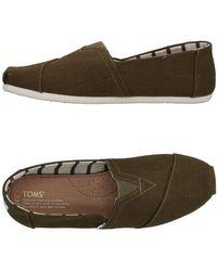 TOMS - Low Sneakers & Tennisschuhe - Lyst