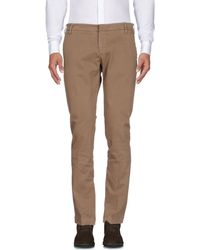 Entre Amis - Casual Trouser - Lyst