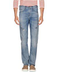 Silver Jeans Co. - Denim Trousers - Lyst
