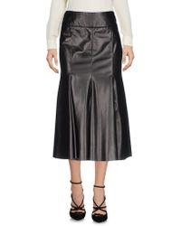DROMe - 3/4 Length Skirt - Lyst
