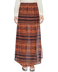 Anonyme Designers   Long Skirt   Lyst