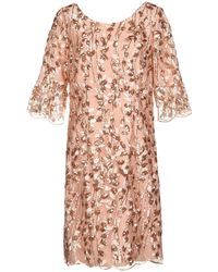 EVASSÉ - Short Dresses - Lyst