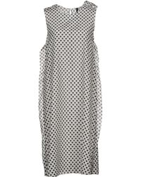 Sara Lanzi - Knee-length Dress - Lyst