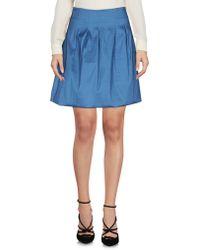 Lunatic | Knee Length Skirt | Lyst