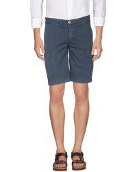0/zero Construction - Bermuda Shorts - Lyst