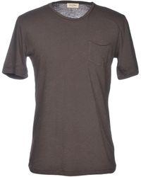 American Vintage - T-shirts - Lyst