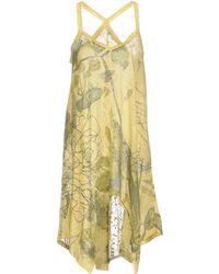 Gas - Short Dresses - Lyst