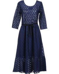 DRESSES - 3/4 length dresses Leon & Harper yMIA41VPYv