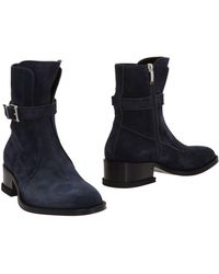 Cesare Paciotti - Ankle Boots - Lyst