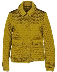 Add - Synthetic Down Jacket - Lyst