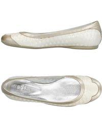 Hogan by Karl Lagerfeld - Ballet Flats - Lyst