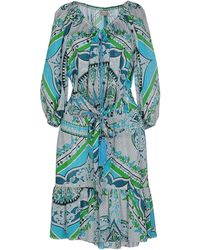 Emilio Pucci - Knee-length Dress - Lyst