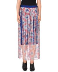 Nioi - Knee Length Skirts - Lyst