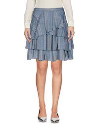 Trussardi | Mini Skirt | Lyst