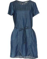 Wrangler - Short Dresses - Lyst