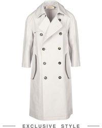Marni | Overcoat | Lyst