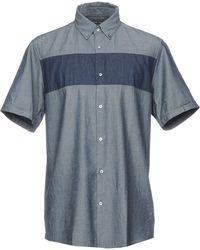 Michael Kors - Denim Shirt - Lyst