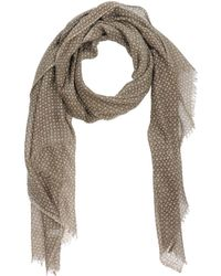 Silk And Cashmere - Scarf - Lyst