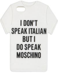 Moschino - Hi-tech Accessories - Lyst