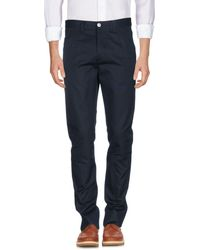 Black Fleece By Brooks Brothers - Casual Trousers - Lyst