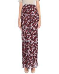 Giamba - Long Skirt - Lyst