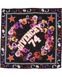 Givenchy - Square Scarf - Lyst