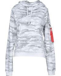 Alpha Industries - Sweatshirt - Lyst