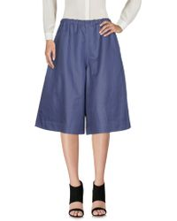 Sofie D'Hoore - 3/4-length Trousers - Lyst