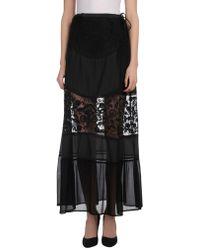 Twin Set - Long Skirt - Lyst