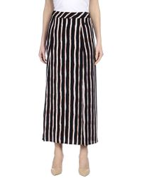 Saucony - Long Skirt - Lyst