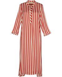 Shirtaporter - 3/4 Length Dress - Lyst
