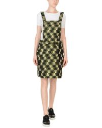 Ultrachic - Pinafore - Lyst