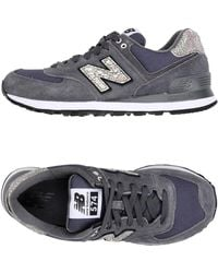 New Balance - Low-tops & Trainers - Lyst