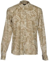 AT.P.CO - Shirt - Lyst